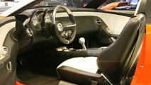 Chevrolet Camaro Cabrio Upstages GM's Celeb Parade