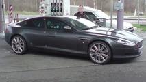 Aston Martin Rapide Caught Undisguised