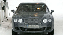 Spy: Bentley Continental Flying Spur Facelift