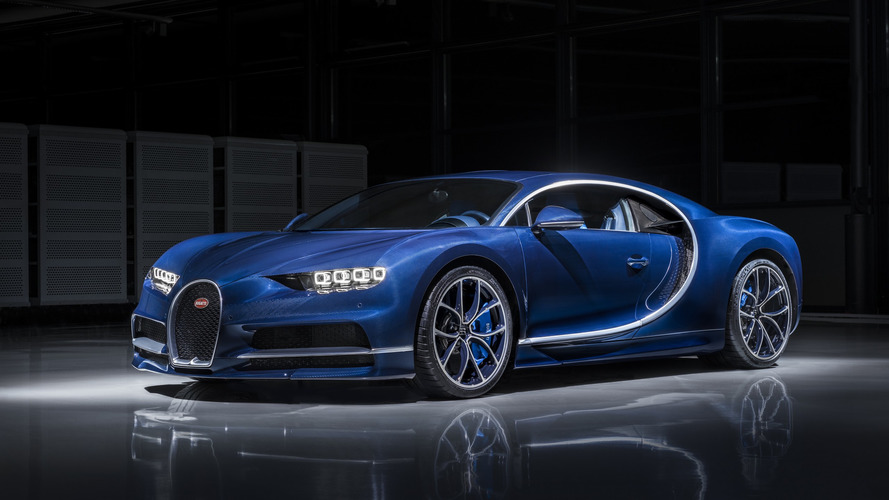 Bugatti Chiron receives 250th order, half of total production