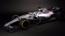 Formule 1 - Williams présente sa FW40 pour 2017 !