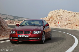 BMW 3-Series Coupe