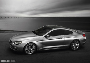 BMW Concept 6-Series Coupe