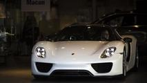 Paul Bailey's Porsche 918 Spyder