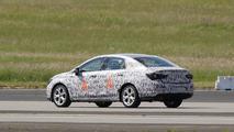 2016 Buick Verano spy photo