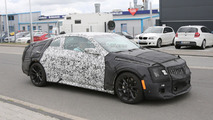 2016 Cadillac ATS-V Coupe spied, will battle the BMW M4 Coupe