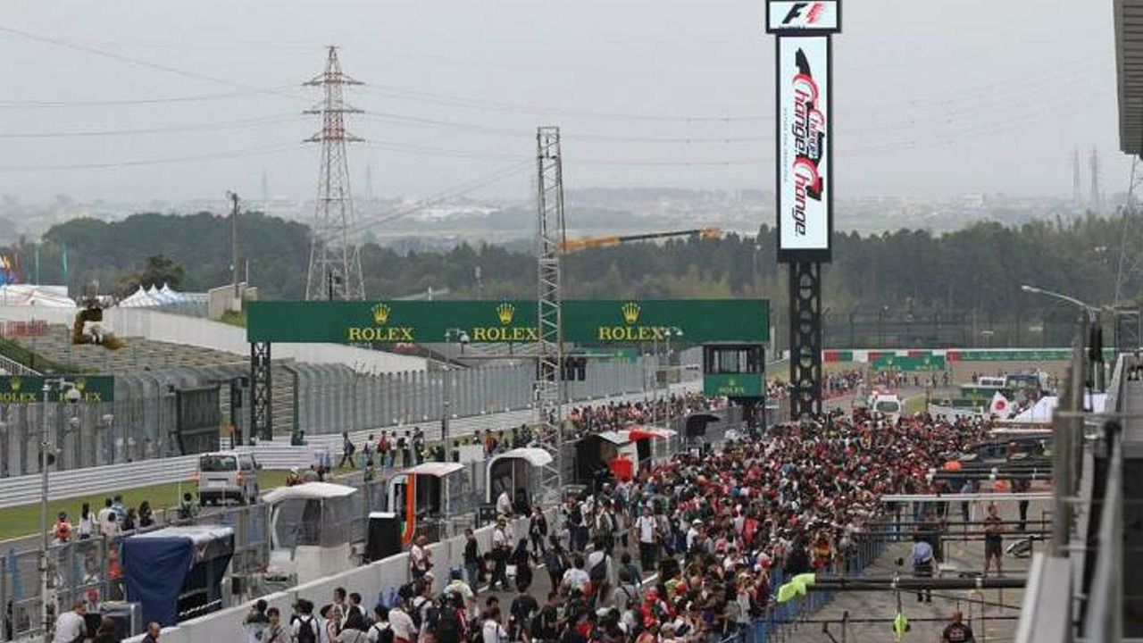 Suzuka Circuit / Official Facebook page