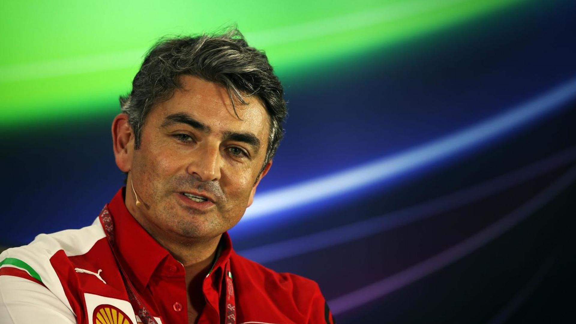 Mattiacci focused on Ferrari top job 'at the moment'