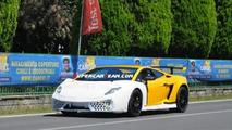 Lamborghini Gallardo Squadra Corsa spy photo 30.7.2013