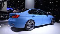 2014 BMW M3 live in Detroit