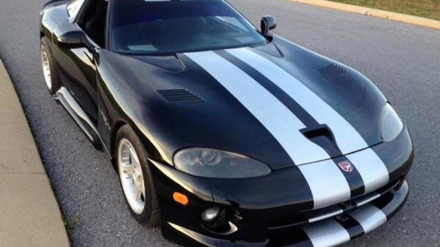 Dodge Viper replica based on Corvette C4 appears on Craigslist [video]