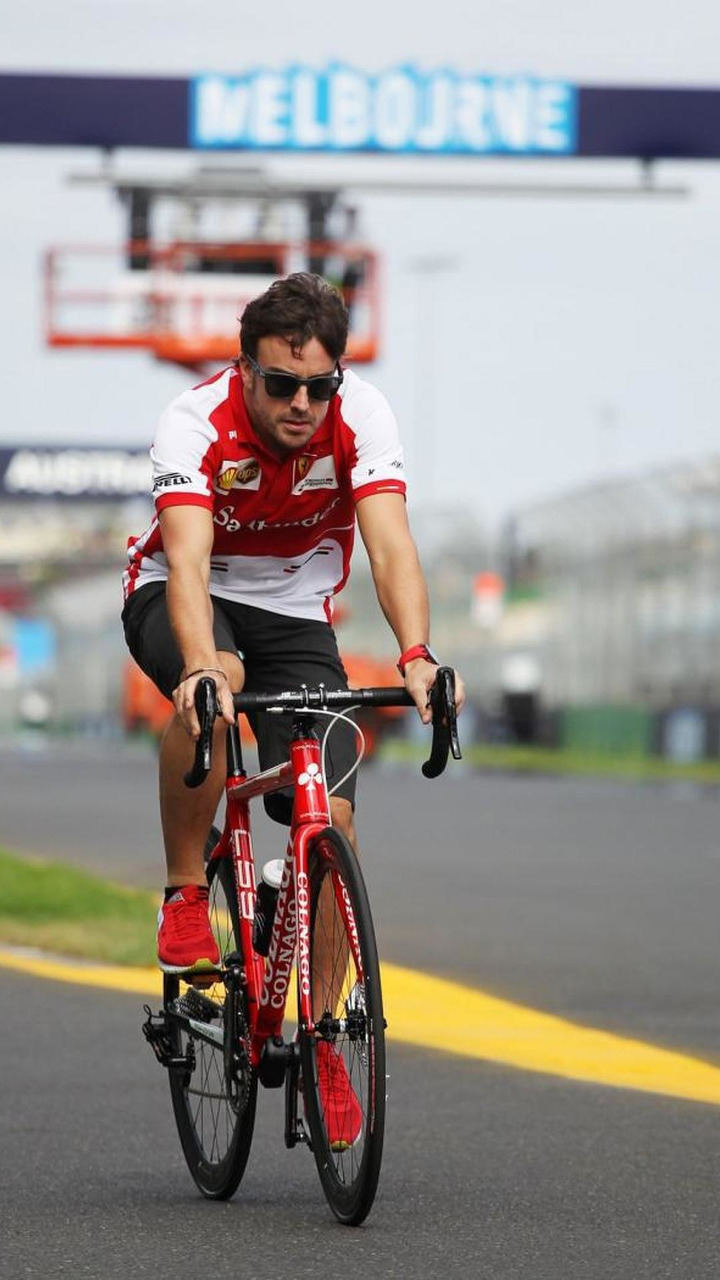 Fernando Alonso 13.03.2013 Australian Grand Prix