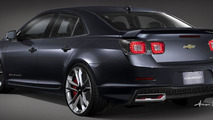 Chevrolet Malibu Turbo Performance Concept for SEMA 22.10.2012