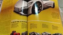 McLaren F1 successor rendered by CAR magazine