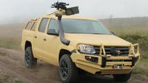 Rheinmetall Volkswagen Amarok M announced