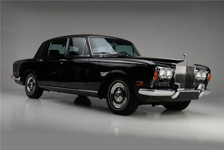 Buy Johnny Cash's Custom 1970 Rolls-Royce Silver Shadow