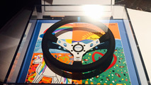 Special edition MOMO steering wheel sells for $30,000 at SeriousFun fundraiser