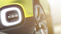 VW small crossover concept teaser