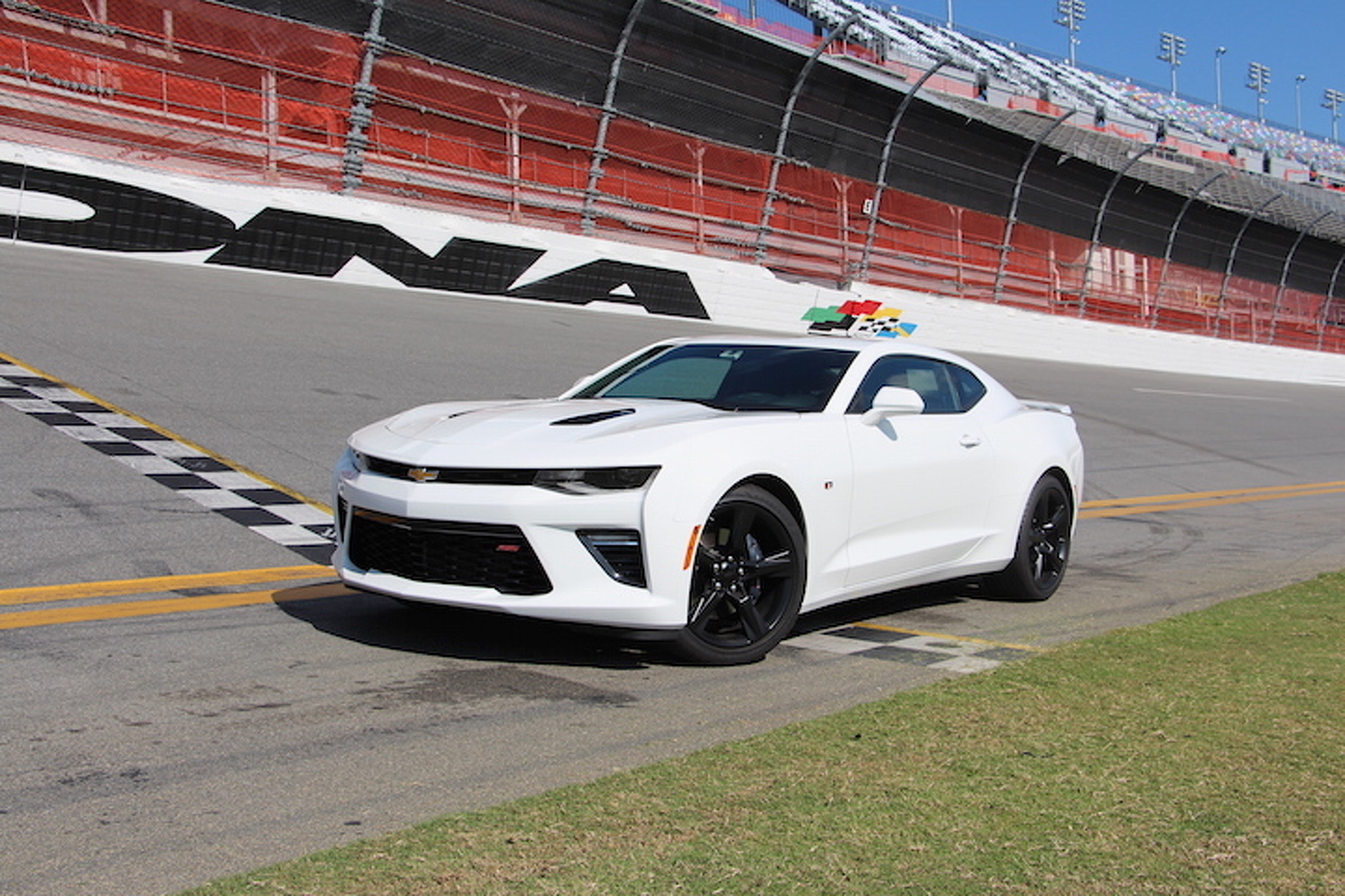 Set Fire To Your Mustang, the 2016 Chevy Camaro SS is King: Review