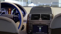 Daimler to test an inductive charging system