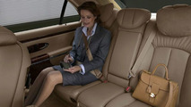 Maybach: Third Seat in the Back