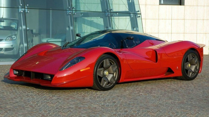One-Off Ferrari P4/5 by Pininfarina