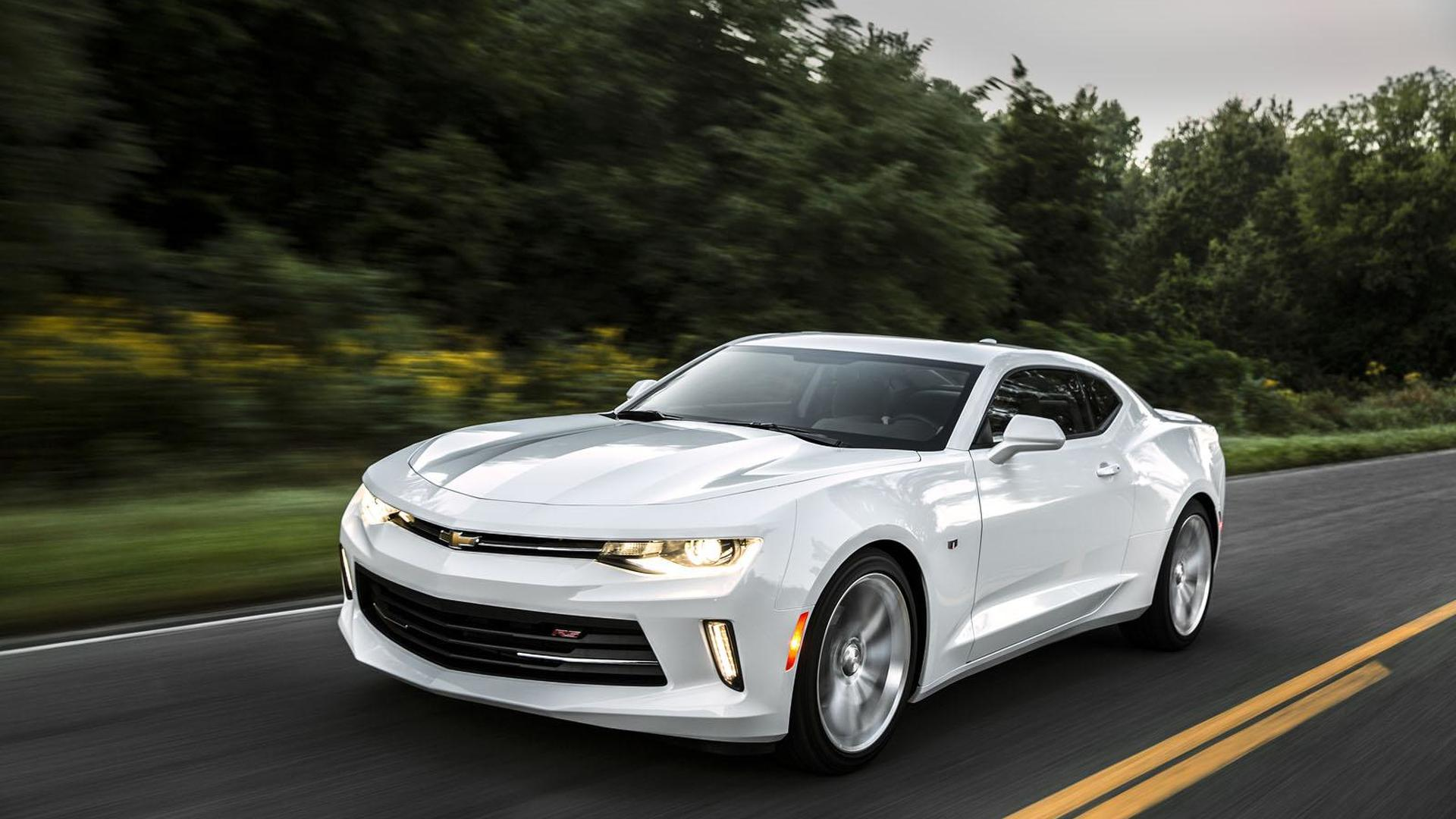 Entry-level Chevy Camaro could gain performance package