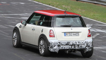 MINI Cooper JCW Challenge Edition spy photo - 16.6.2011