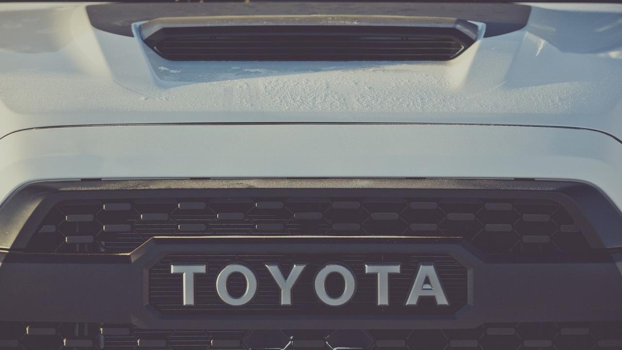 Toyota Tacoma teaser image