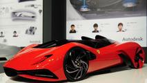 Ferrari Eternita concept - 19.7.2011
