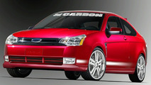 Ford Focus by 3dCarbon