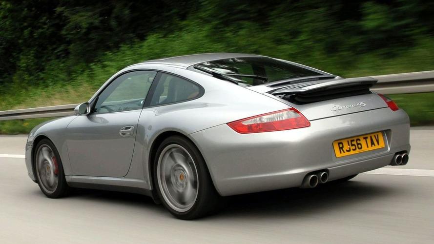 WCF Test Drive: Porsche Carrera 4S