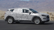2016 Hyundai Tucson FCEV / ix35 FCEV Test Mule Spy Shots