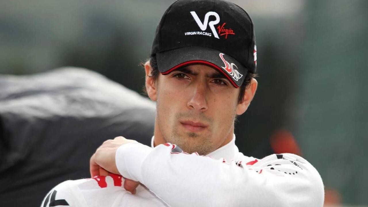 Lucas di Grassi (BRA), Virgin Racing - Formula 1 World Championship, Rd 13, Belgian Grand Prix, Sunday Pre-Race Grid, 29.08.2010 Spa, Belgium