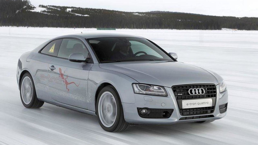Audi won't race BMW and Tesla in EVs - report