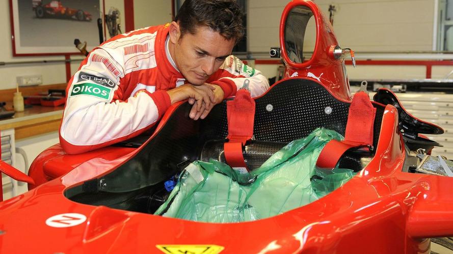 Ferrari did not push for Fisichella test