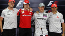 2011 to equal 40-year-old 'most F1 champions' record