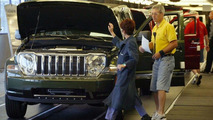 All New Jeep Liberty Production