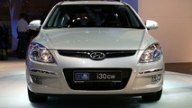 Hyundai i30 CW wagon Unveiled at Frankfurt