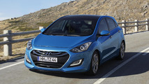 2012 Hyundai i30 first photos 07.09.2011
