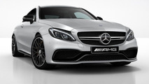 Mercedes-AMG C63 Coupe Night Package
