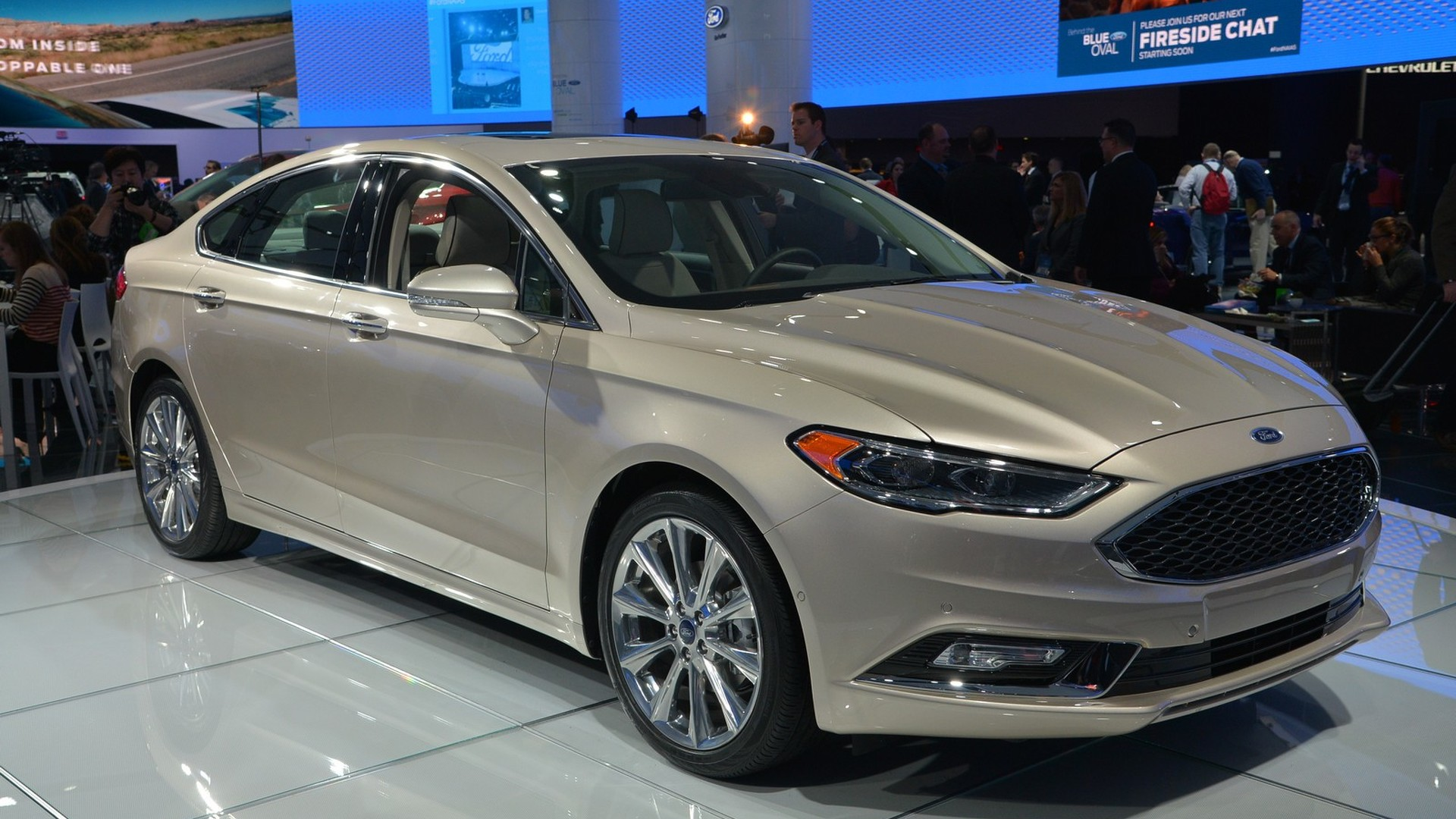 2017 ford fusion v6 sport breaks cover with 325 hp and awd live pics. Black Bedroom Furniture Sets. Home Design Ideas