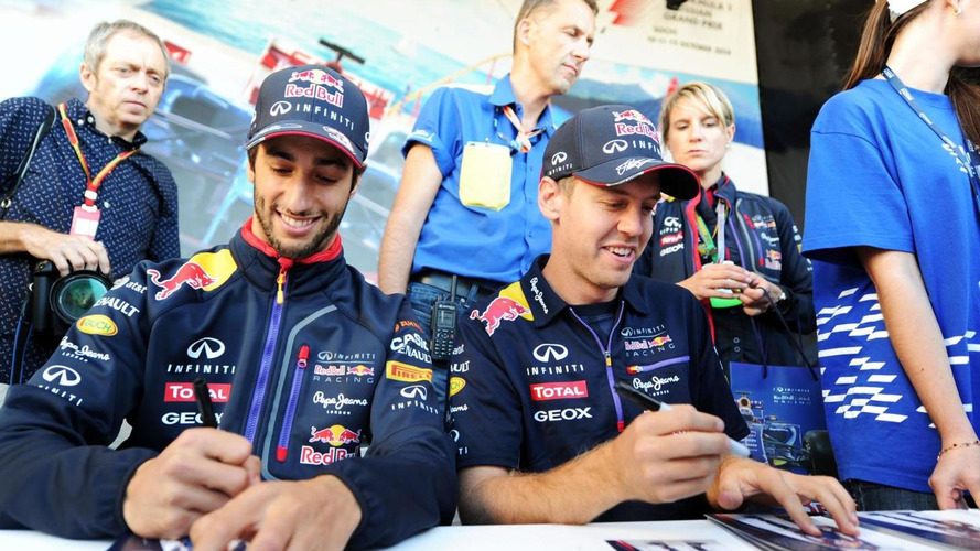 Ricciardo trusts Vettel to obey team orders
