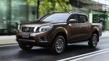 2015 Nissan Navara officially revealed [videos]