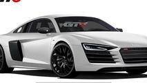 2015 Audi R8 renderings show very possible look