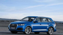 2015 Audi Q7 first images hit the web