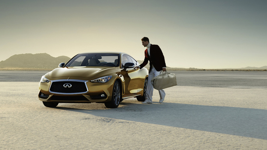 Infiniti Q60 goes for gold in Neiman Marcus Christmas book