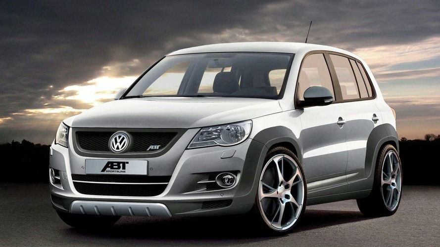 Abt Volkswagen Tiguan SUV to Star at Essen Show
