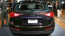 Infiniti EX35 Pricing Confirmed for US at LA Motor Show