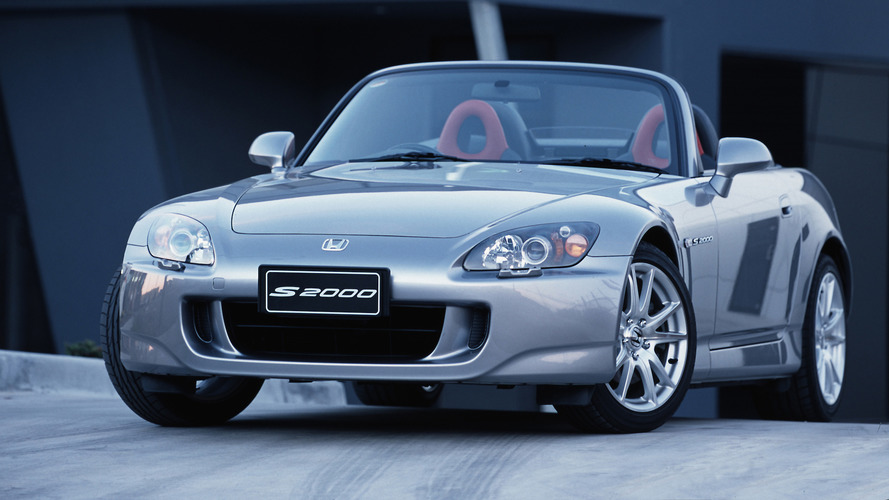 Someone just bought a brand-new Honda S2000